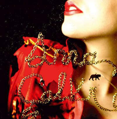 Anna Calvi, album cover