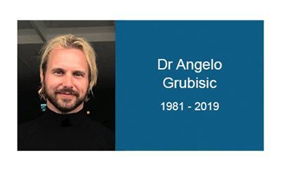Dr Angelo Grubisic