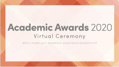 SUSU Academic Awards 2020