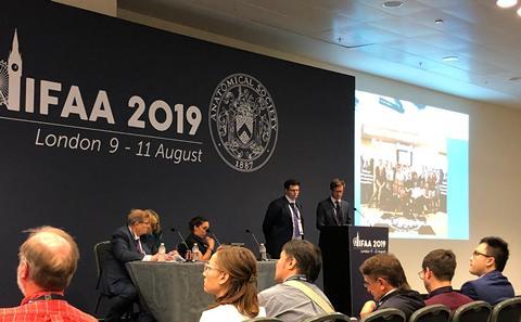 IFAA 2019