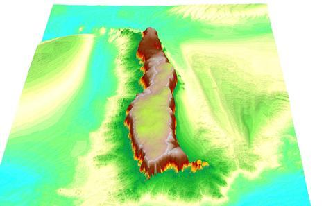 Island of Lundy