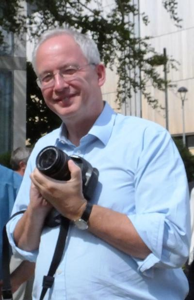 Professor Chris Stephens