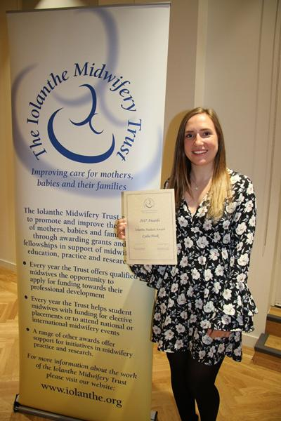 Lydia Hook student midwife