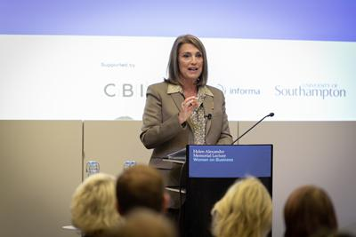 ITV Chief Exec Dame Carolyn McCall