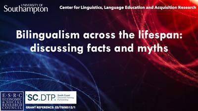 /Bilingualism across the lifespan