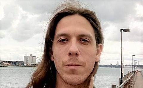 VAAE Researcher Eric Hamdan