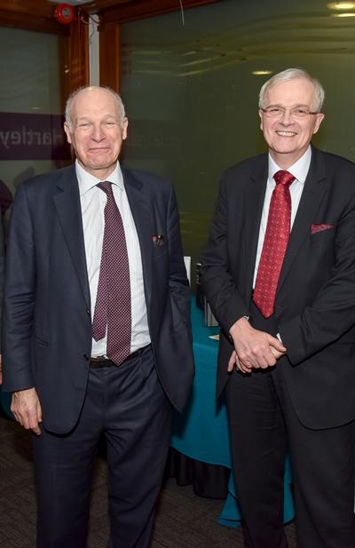 Lord Neuberger and VC