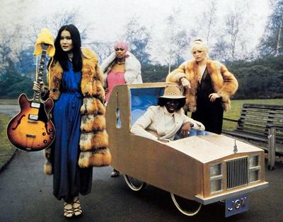 Johnny Guitar Watson album cover