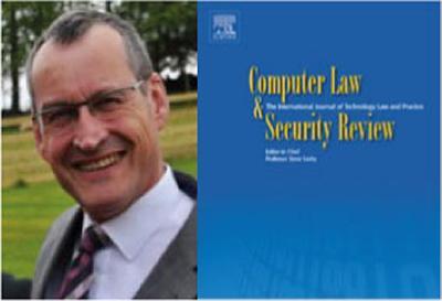 Professor Steve Saxby, CLSR