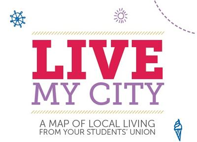Live My City Map Logo