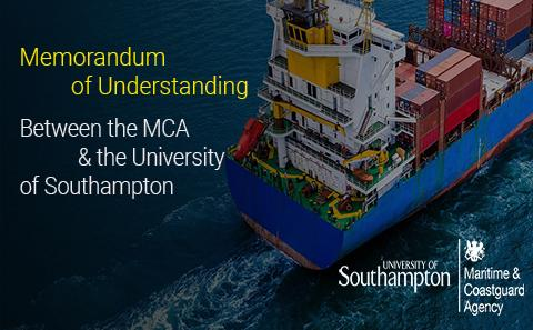 MoU between MCA and UoS