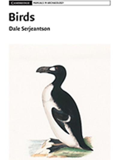 Birds: book cover
