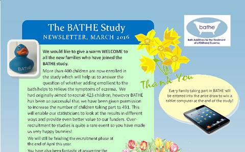 Parents Easter Newsletter 2016