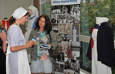 Nursing exhibition