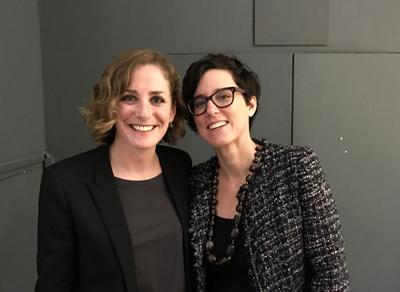 Eleonora and Sophie