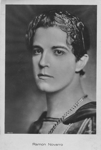 Ben-Hur actor, Roman Novarro