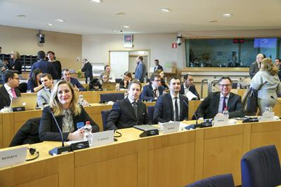 delegates at workshop