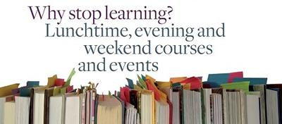 why stop learning