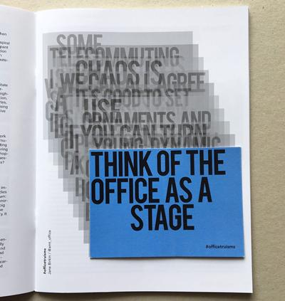 office truisms in neural magazine
