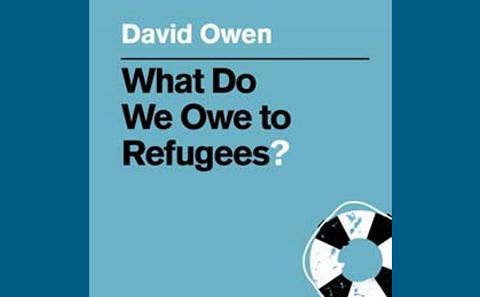 David Owen's book cover