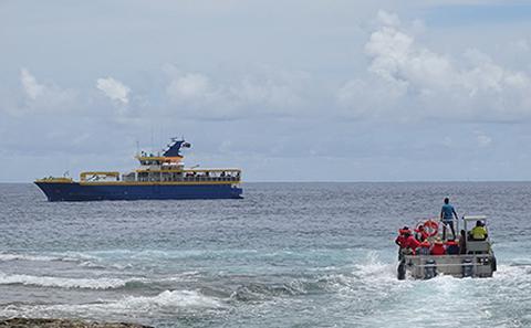 Shore to Ship