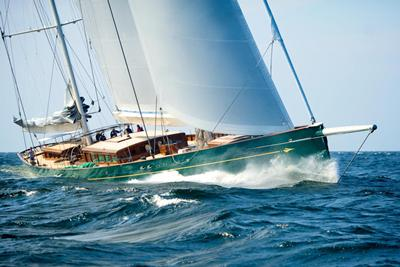 Photo credit: Baltic Yachts