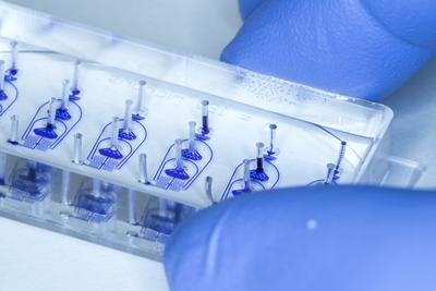 DropSeq Microfluidics