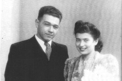 Walter and Herta Kammerling