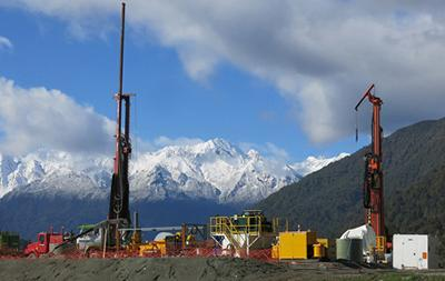 The Deep Fault Drilling Project