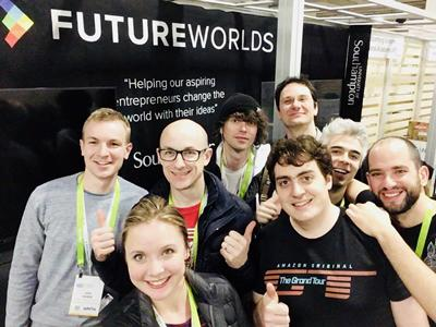 Future Worlds at CES 2018