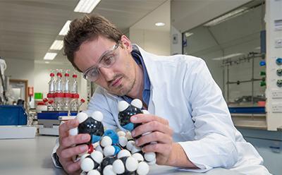 Southampton chemist, Steve Goldup