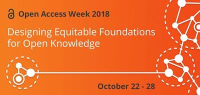 Open Access Week 22 - 28 October