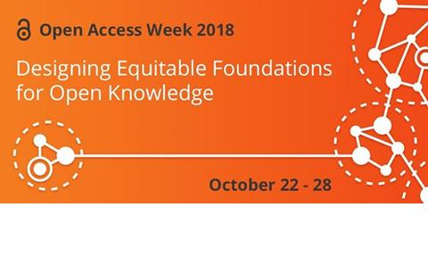 Open Access Week 22 - 28 October