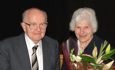 Ian and Mildred Karten