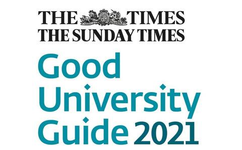 2021 Times Good University Guide