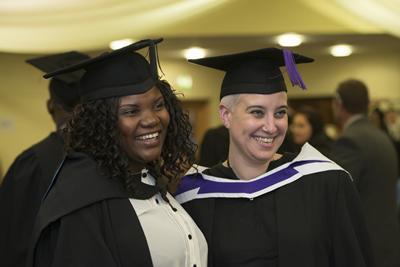 Graduate Tracey Tembo