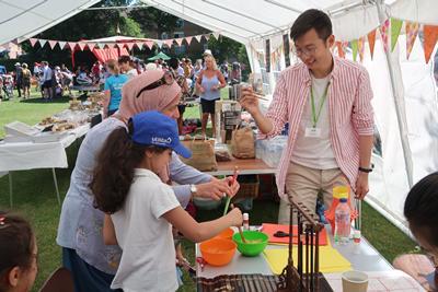 St. James Park Summer Festival