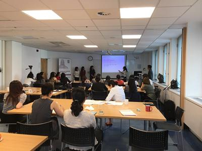 Chinese business training in LSE