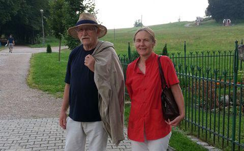 Jerzy and Hanna