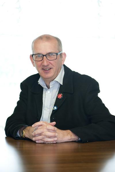 Prosessor Peter Griffiths
