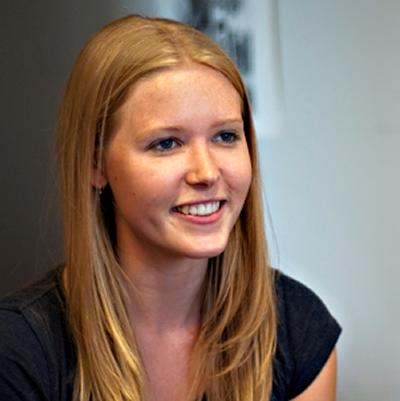 Emma Stuart, Salter's Prize winner