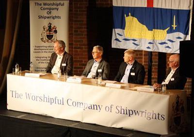 Annual Shipwrights Lecture 2016