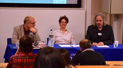 Southampton Film Studies academics