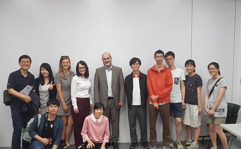 CDT students