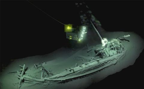 The world's oldest shipwreck dating