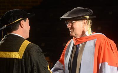 Professor Bertil Andersson