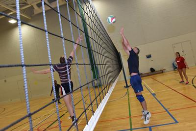 Volleyball in the JSH