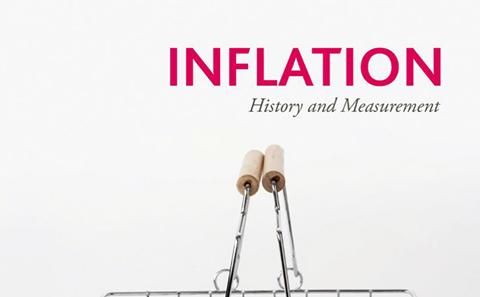 history of inflation