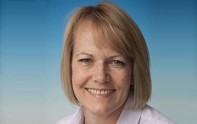 Southampton alumna, Professor Jane