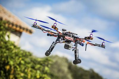 Multirotor UAV